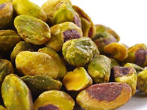 - California Nut Company California Grown Roasted Pistachios Kernels (Salted, No Shell), 1 LB