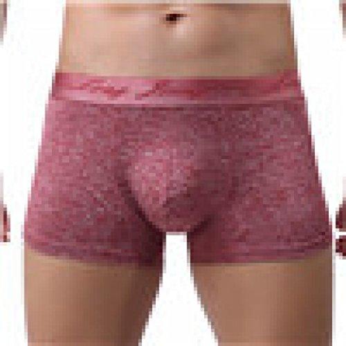 WOCACHI Men Underwear 2018 Men's Boxer Soft Briefs Underpants Knickers Shorts Sexy Underwear