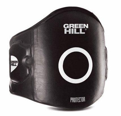 Green Hill Belly Protector, Body Shield, BellyGuard,Abdomen Protector,Rib Shield, for Boxing, MMA,Muay Thai, Kick Boxing,Thai Kick Boxing,Martial Arts Training ()