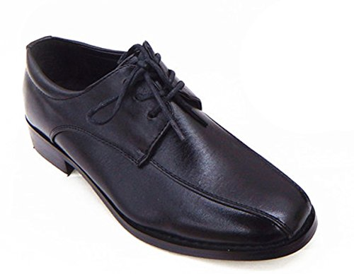 Kinderschuhe festliche Schuhe Kommunionsschuhe Komfirmationsschuhe schwarz Gr.18-39 22