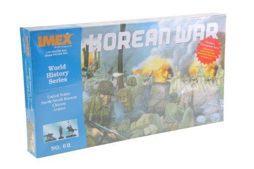 Korean War - World History Series - 1/72 Figure Set by IMEX by Imex