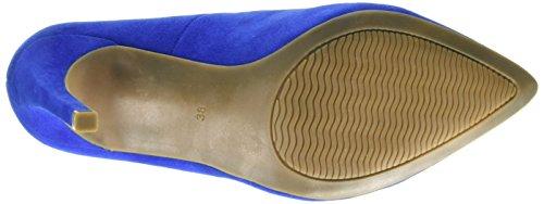 Another Pair of Shoes Parizk1, Zapatos de Baile Salón para Mujer Azul (Dark Blue70)