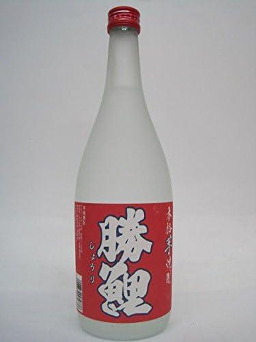 堤酒造 勝鯉 (しょうり) 芋焼酎 25度 720ml ■広島カープを応援するための芋焼酎 [並行輸入品]