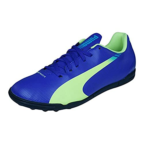Puma Evospeed 5.3 Tt Jr, Chaussures de football mixte enfant