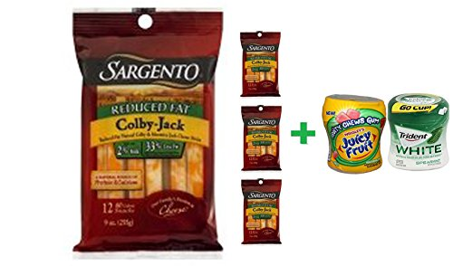cheese sticks colby jack - 6