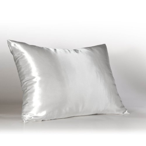 sweet-dreams-luxury-satin-pillowcase-with-zipper-standard-size-white-silky-satin-pillow-case-for-hai
