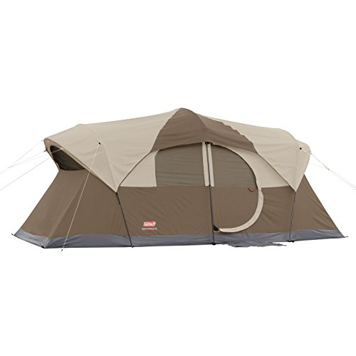 Coleman WeatherMaster 10-Person - Dome Tent Cabin Family