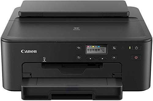 Canon PIXMA TS705 A4 Colour Inkjet Printer + Extra Set Of Original PGI-580XXL/CLI-581XXL Canon Inks (B,C,M,Y, Pigment…