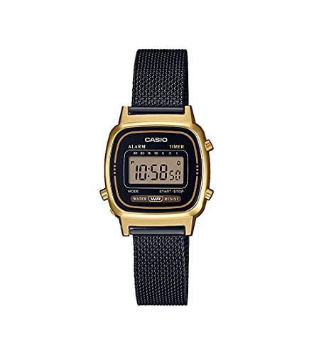 Casio Smart Watch Armbanduhr LA670WEMB-1EF