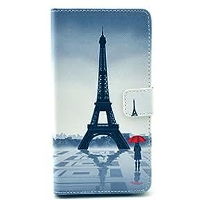 Funda Nodelec Samsung Galaxy Note 4 funda de tapa carcasa lengüeta de piel Premium con soporte para Samsung Galaxy Note 4
