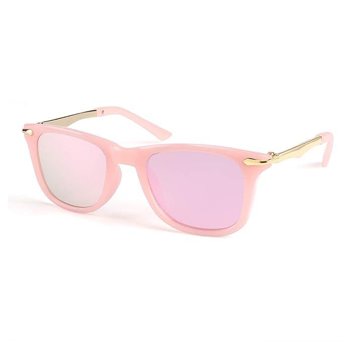 Amazon.com: LOPHORINA Gafas de sol clásicas cuadradas para ...