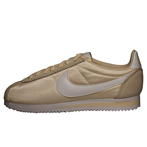 001 Classic Sneakers Women's Cortez Multicolour Guava Nike Ice Nylon WMNS Low Top White q1wnxE7a50