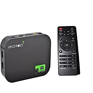 A20 1.5GHz de doble núcleo Android 4.2 Smart TV Box Media Player HD 1080P