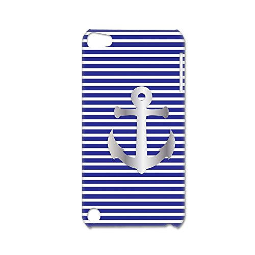 For Apple Iphone 5 5S Printed Anchor Good Phone Case Plastics Girls