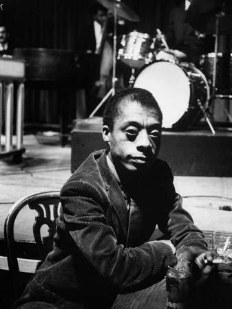 James Photograph - Photo American Author James Baldwin 1962