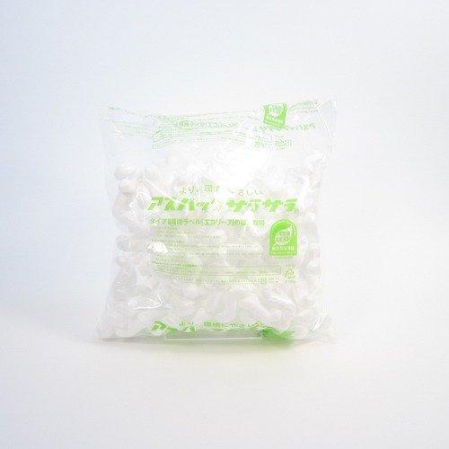 アスパック サラサラ ホワイト 袋サイズ300x350