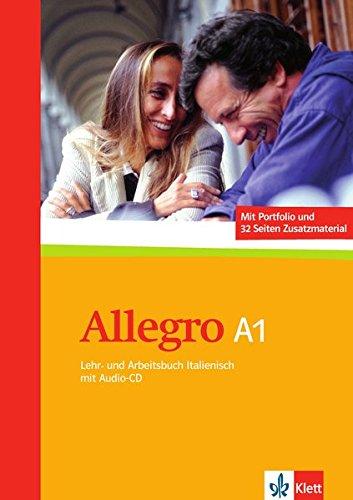 Allegro A1: Lehr- und Arbeitsbuch + Audio-CD
