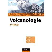 Volcanologie - 4ème édition (Sciences de la Terre) (French Edition)