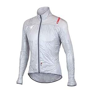 Sportful Hot Pack Ultralight Jacket - Men's Silver, XS
