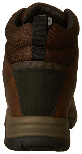 Brown Winter Mid Keele Women's Leather Ridge Timberland Boot WP Dark S6qnz