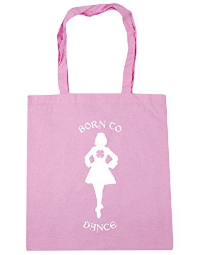 Shopping Irish HippoWarehouse Dance Bag Gym 10 Beach Pink Tote x38cm Born Classic 42cm to litres wXwCnZxAUq