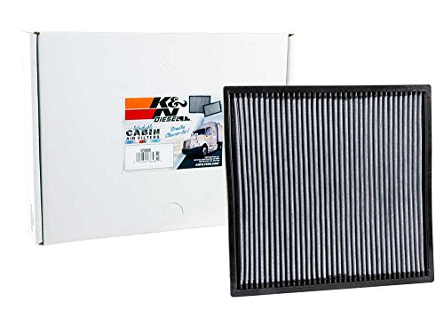 VF8000 K&N CABIN AIR FILTER (Cabin Air Filters):