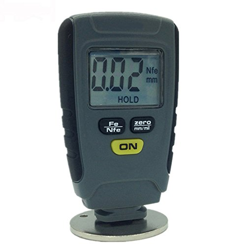 Coating Thickness Gauge Tester Car Automotive Paint, used for sale  Delivered anywhere in Canada