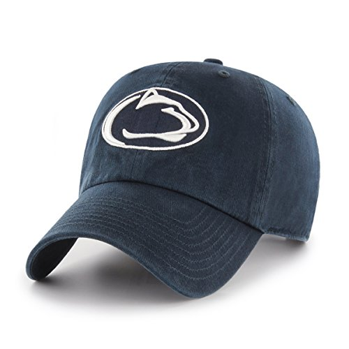 OTS NCAA Adult Womens Challenger Adjustable Hat Penn State Nittany Lions, One Size, Navy