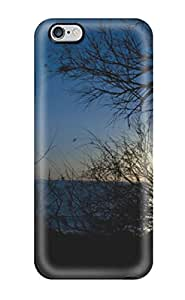 Randall A. Stewart's Shop New Style For Iphone 6 Plus Protector Case Ocean Sunset In Blue Photo Earth Nature Sunset Phone Cover