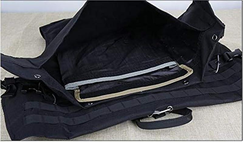 AiKoch zestaw do rozładowania klockÓw ochronnych żołnierza kamizelka bojowa maskująca Coat (kolor: Black Snake, rozmiar: jeden rozmiar): Garten