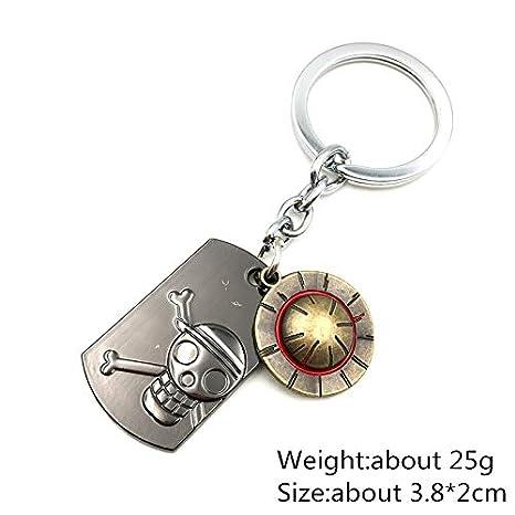 Amazon.com : JACINTA Anime Keychain Star Wars Key Chain One ...