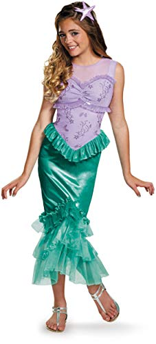 Ariel Costumes Adults (Disguise Ariel Classic Adult Costume Small)