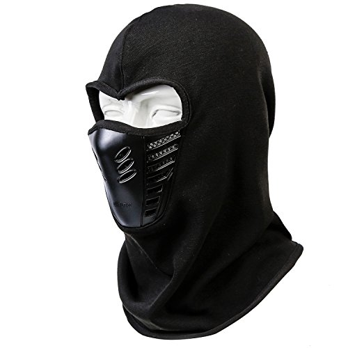 HIG Balaclava Winter Ski Mask Cold Weather Face Mask Windproof Warm for Skiing & Snowboarding & Cycling