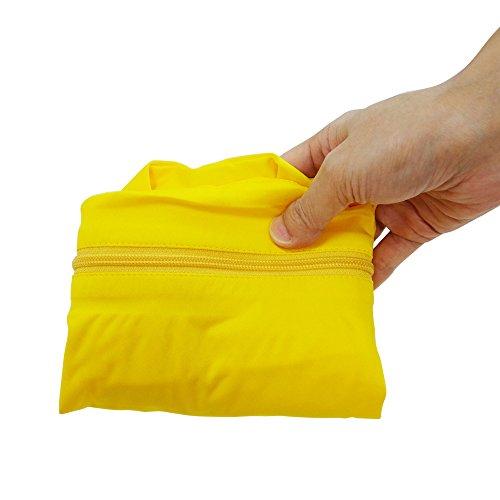 Kanga Care KRWETB_OS-S028 - Bolsas impermeables para pañales sucios, niños, 6-9 meses, color gris Amarillo (Dandelion)