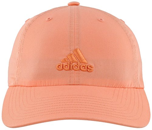 Relaxed Golf Cap (adidas Women's Saturday Relaxed Cap, Chalk Coral, One Size)