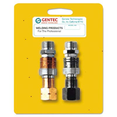 oxy acetylene quick connect - 2