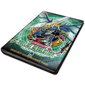 Yugioh 5D's Official Duelist Revolution 4 Pocket Album (Import)