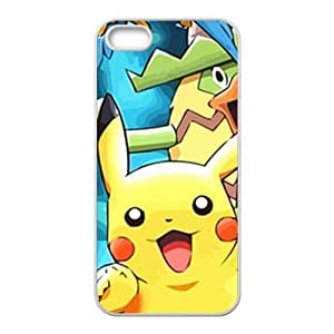 Pokemon alive world Cell Phone Case for Iphone 5s