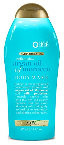 Ogx Body Wash Argan Oil Of Morocco 19.5 Ounce (577ml) (2 Pack) Review