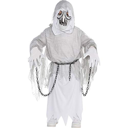 Creepy Spirit Halloween Costume | Medium -