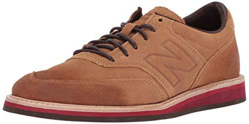 New Balance Men's 1100v1 Walking Shoe, Brown/Maroon, 10 D US