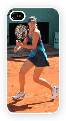 Maria Sharapova Tennis, iPhone 5C, Etui de téléphone mobile - encre brillant impression