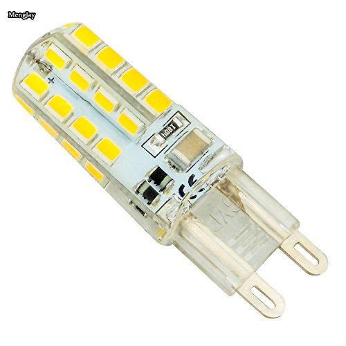 Mengjay 1 pezzi g9 lampada led 3w led 32x 2835 smd leds for Lampadine g9 led