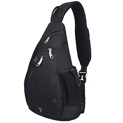 Pioneeryao Sling Backpack Crossbody Shoulder product image