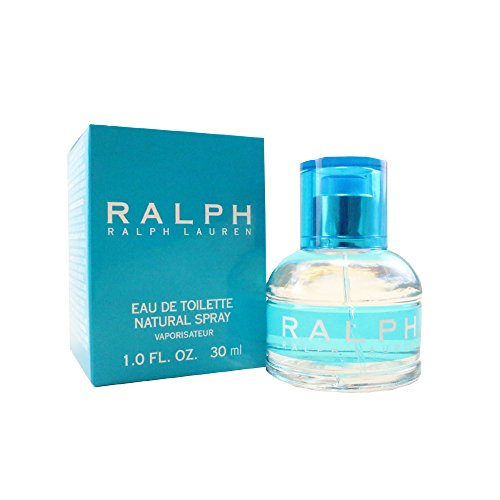 Ralph Lauren Apple Perfume - Ralph by Ralph Lauren for Women, Eau De Toilette Natural Spray, 1 Ounce