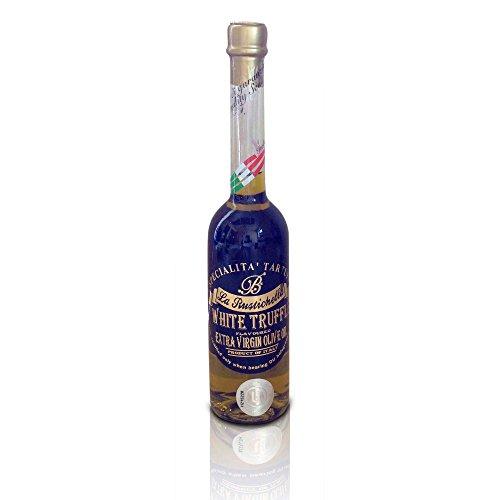 - La Rustichella - White Truffle Olive Oil - Small (100 ml, 3.4 fl oz) - Kosher