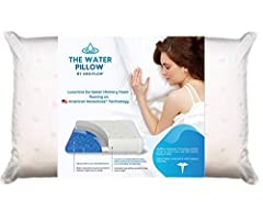 Get the Gift of a Goodnights Sleep for you or a loved one every night with our Brand-New European Memory Foam Water Pillow! We've used over 20 years of sleep, comfort and support knowledge to find our customers the perfect Memory Foam pillow ...
