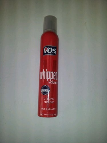 Vo5 Whipped Volume Styling Mousse 8 Oz by Alberto by Alberto
