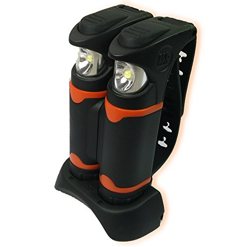 Knuckle Lights Rechargeable Gear Light for Running at Night, 2 Count (Knuckle Running Lights compare prices)