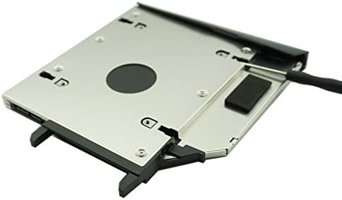 Disco Duro de Nimitz 2 nd SSD Disco Duro Caddy para Lenovo IdeaPad ...